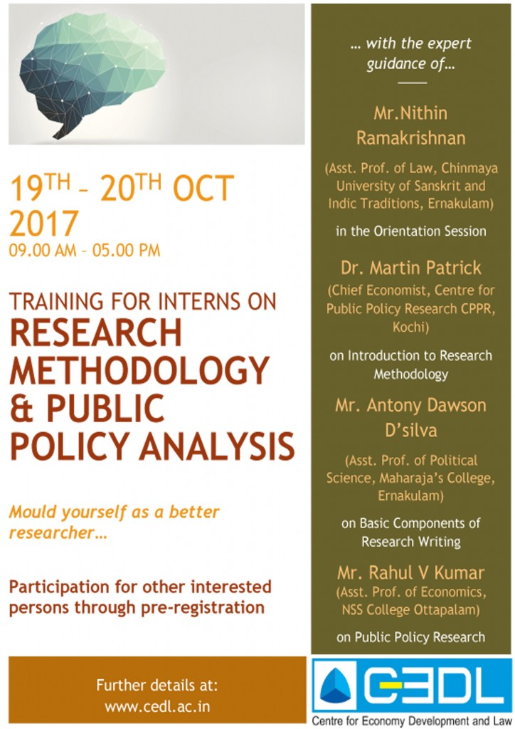 Training Programme_Brochure